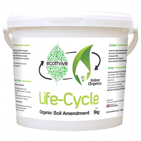 Ecothrive Life-Cycle Soil...