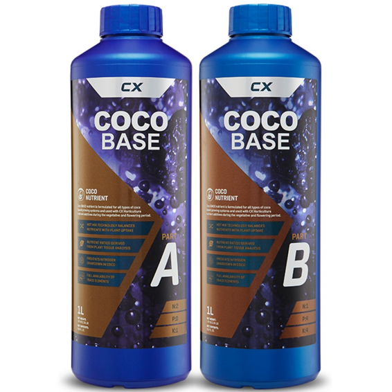 CX Horticulture Coco Base A-B